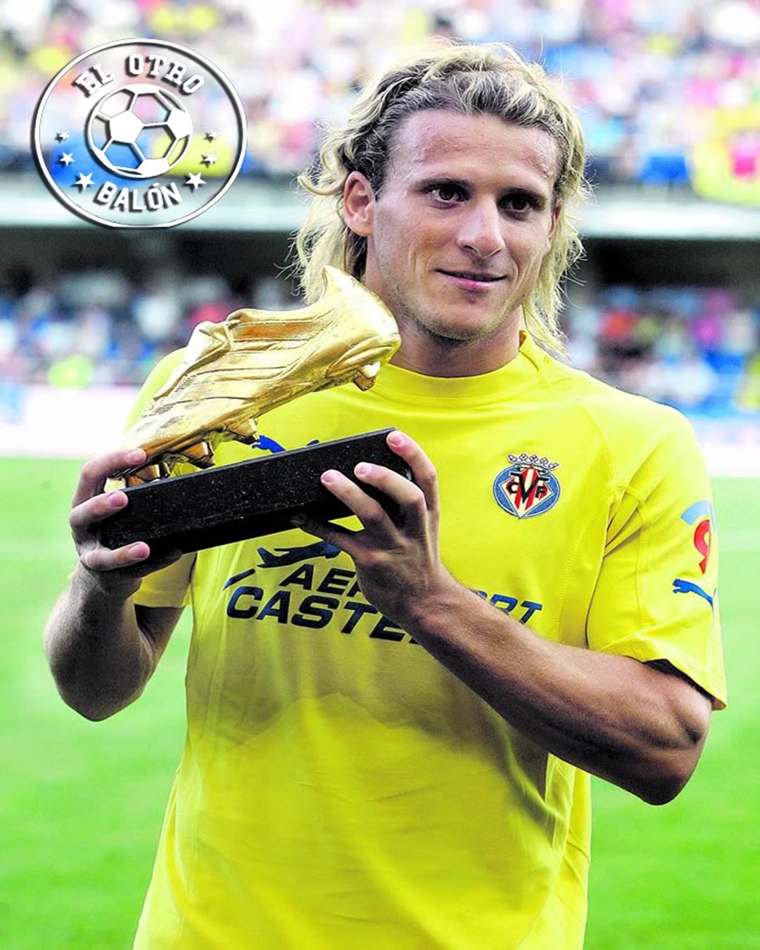 Diego Forlán, Villarreal (2004)