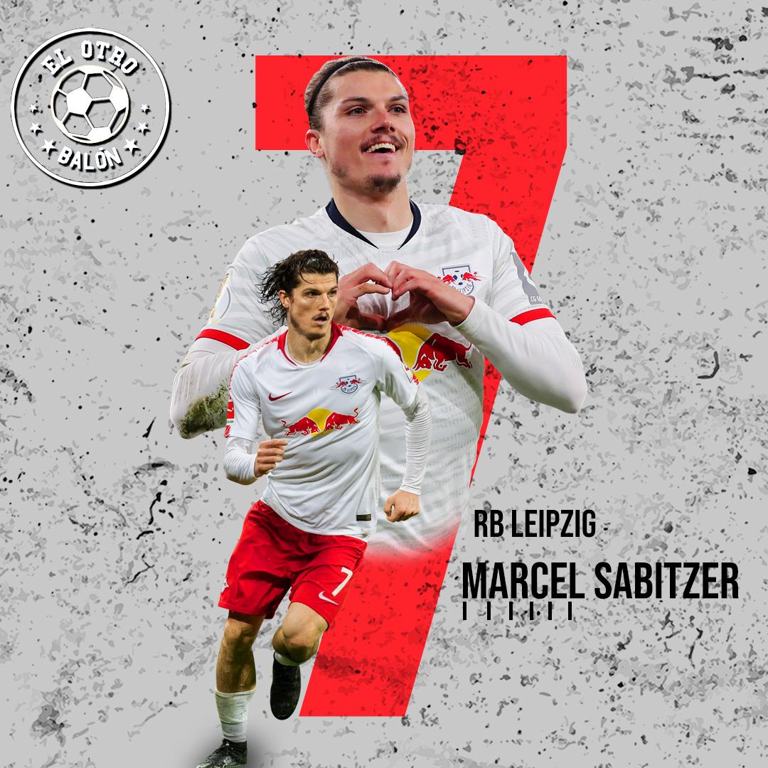 Marcel Sabitzer, Leipzig. El Otro Balón
