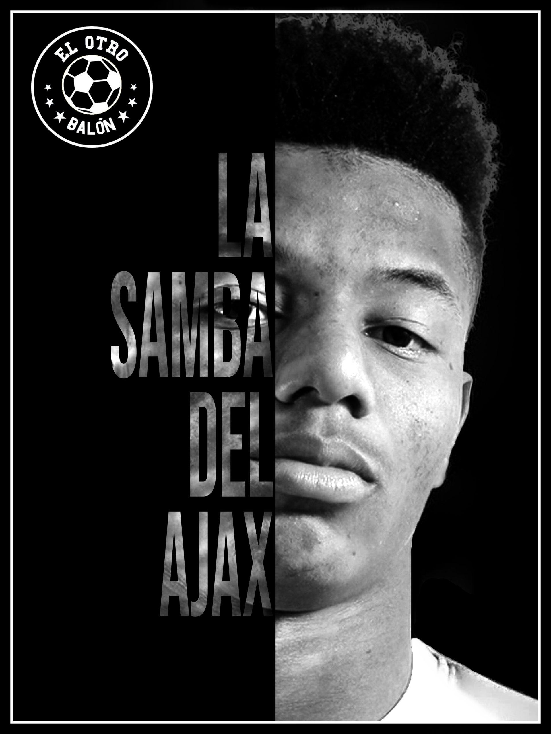 David Neres, Ajax. El Otro Balón
