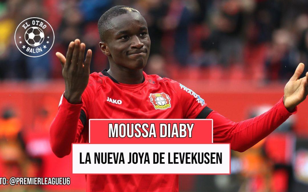 Diaby, la nueva perla del Bayer Leverkusen