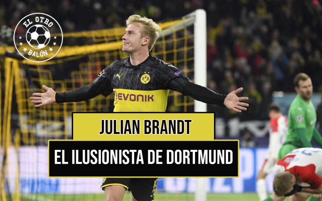 Julian Brandt, el ilusionista de Dortmund