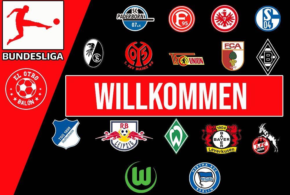 La Bundesliga está de vuelta
