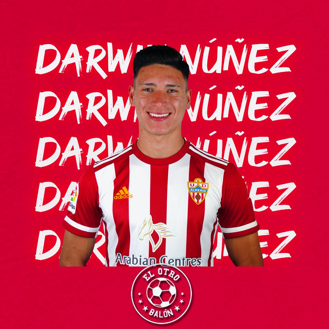 Darwin Núñez, Almería, La Liga SmartBank. El Otro Balón.