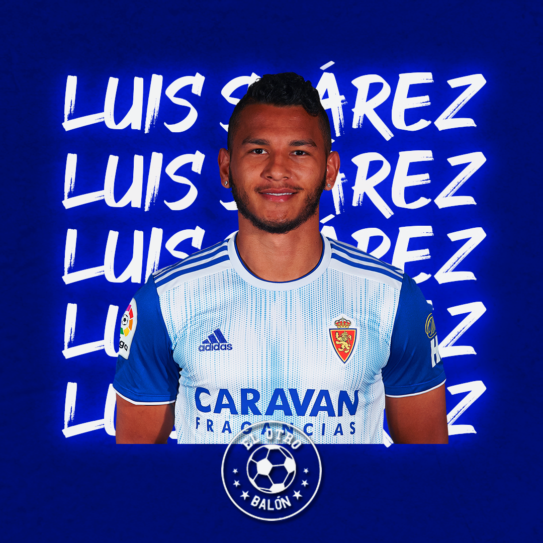 Luis Suárez (Real Zaragoza)