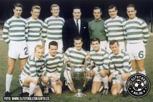 Celtic de Glasgow, campeón de Europa. El Otro Balón. Foto: elfutbolesinjunto.es