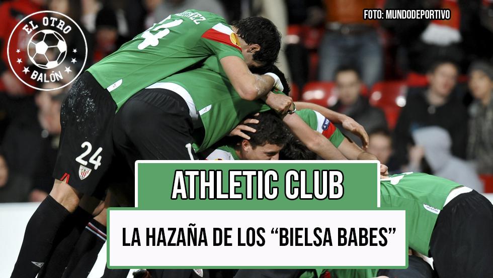 """Athletic Club, la hazaña de los """"Bielsa Babes"""""""