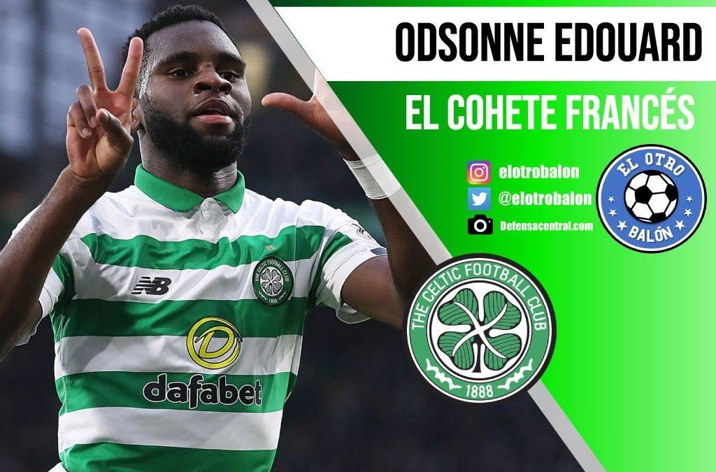 Odsonne Edouard, el cohete francés