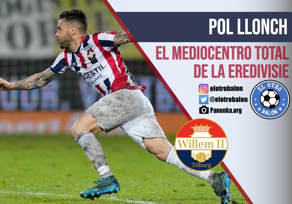 Pol Llonch, el mediocentro total de la Eredivisie
