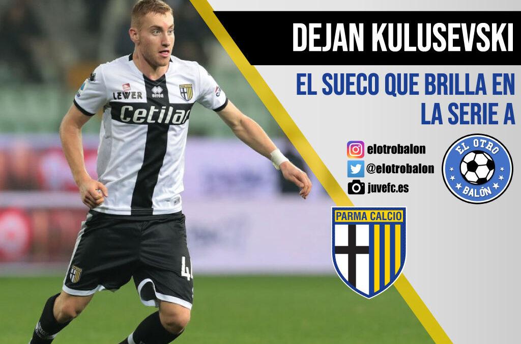 Dejan Kulusevski, el sueco que brilla en la Serie A