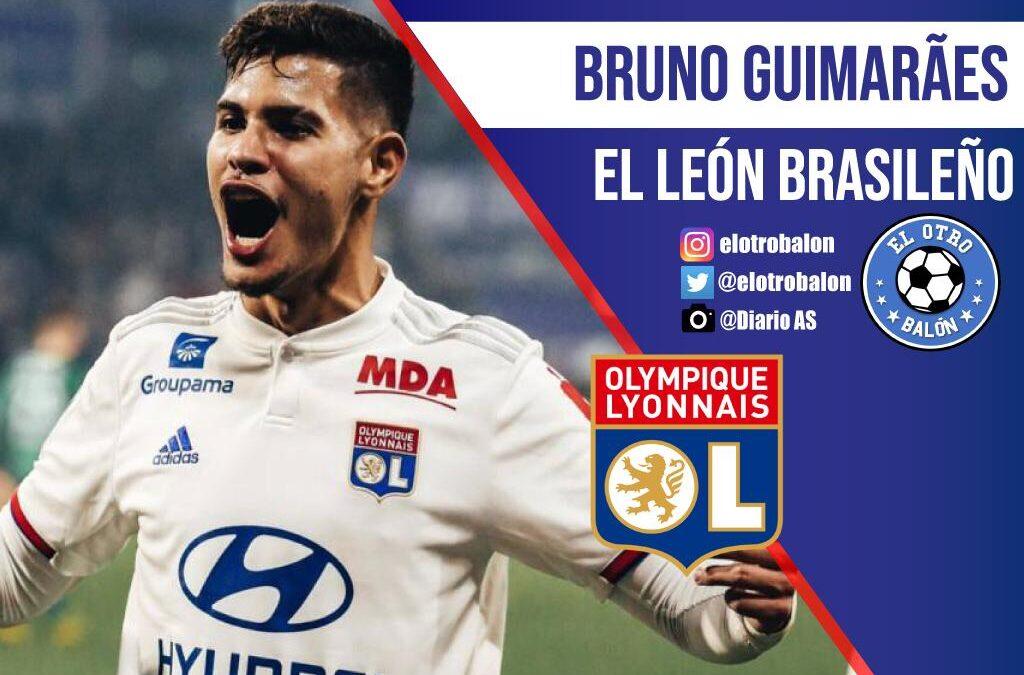 Bruno Guimarães: el león brasileño