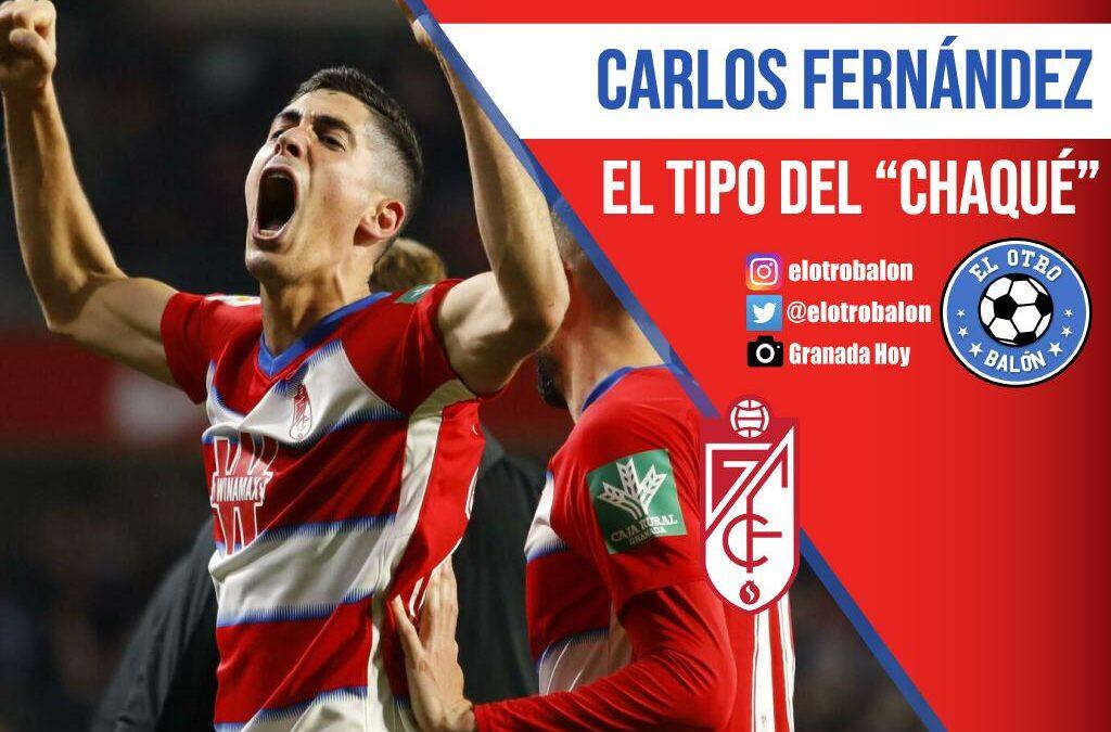 """Carlos Fernández, el tipo del """"chaqué"""""""