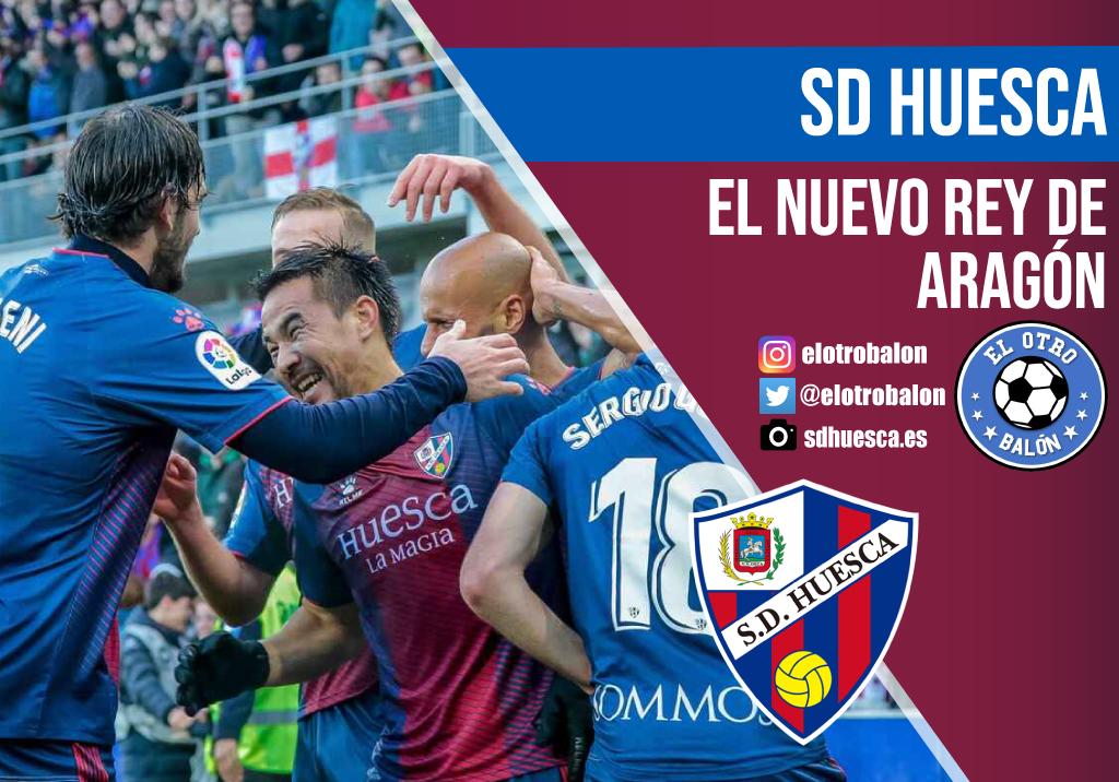 SD Huesca, el nuevo rey de Aragón