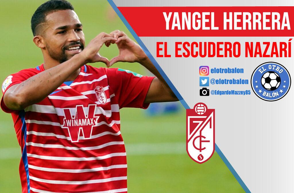Yangel Herrera, el escudero nazarí