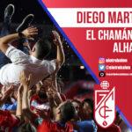 Diego Martínez, Granada, La Liga. El Otro Balón. Foto: lesportiudecatalunya.cat