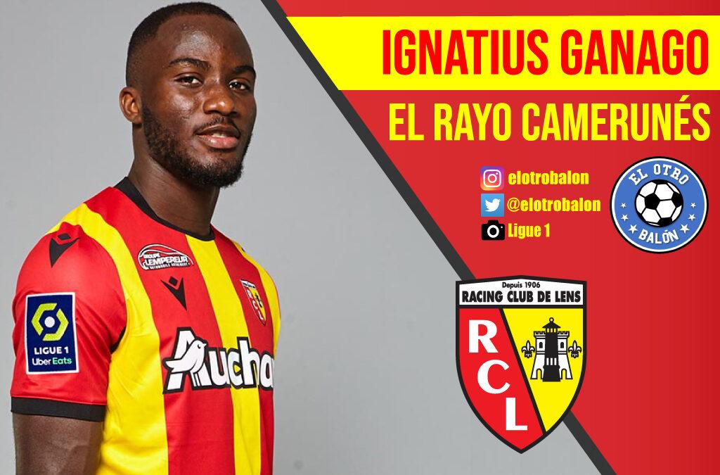 Ignatius Ganago, el rayo de Camerún
