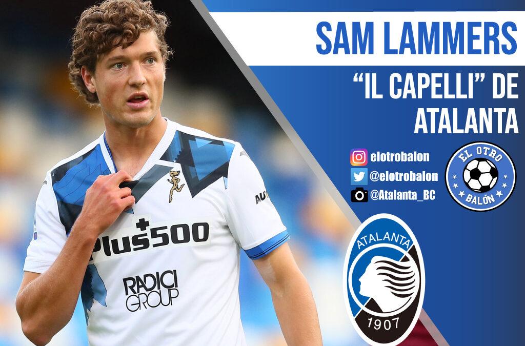 """Sam Lammers, """"il capelli"""" de Atalanta"""