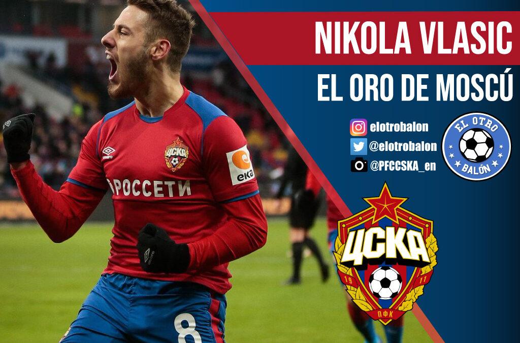 Nikola Vlasic, el oro de Moscú