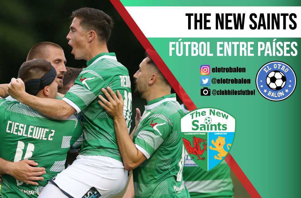 The New Saints, fútbol entre países