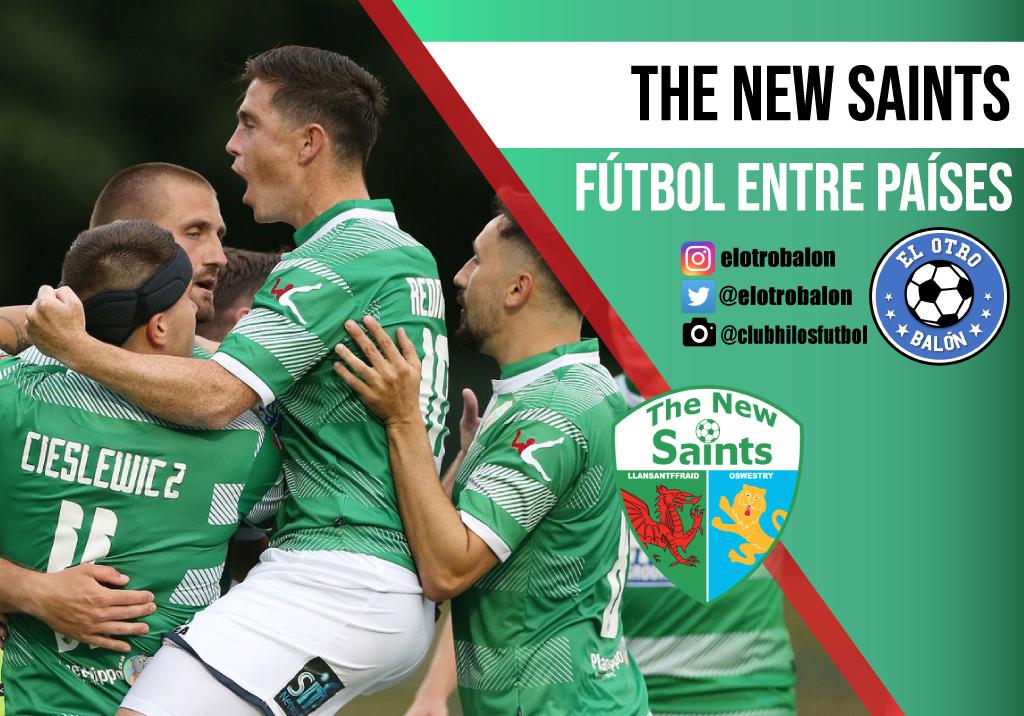 The New Saints, fútbol entre países