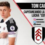 Tom Cairney, Fulham FC, Premier League. El Otro Balón. Foto: @fulhamfc