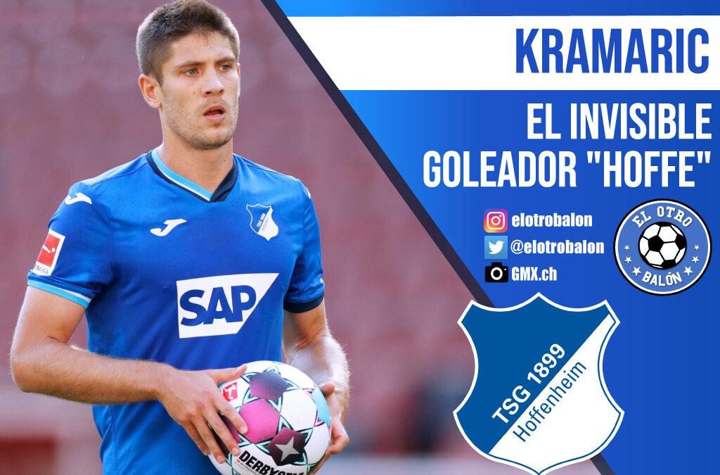 """Kramaric, el invisible goleador """"hoffe"""""""