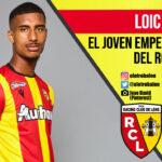 Loic Badé, RC Lens, Ligue 1. El Otro Balón. Foto: Joao David (vía Pinterest)