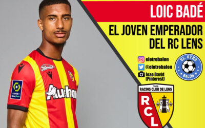 Loic Badé, el joven emperador del RC Lens