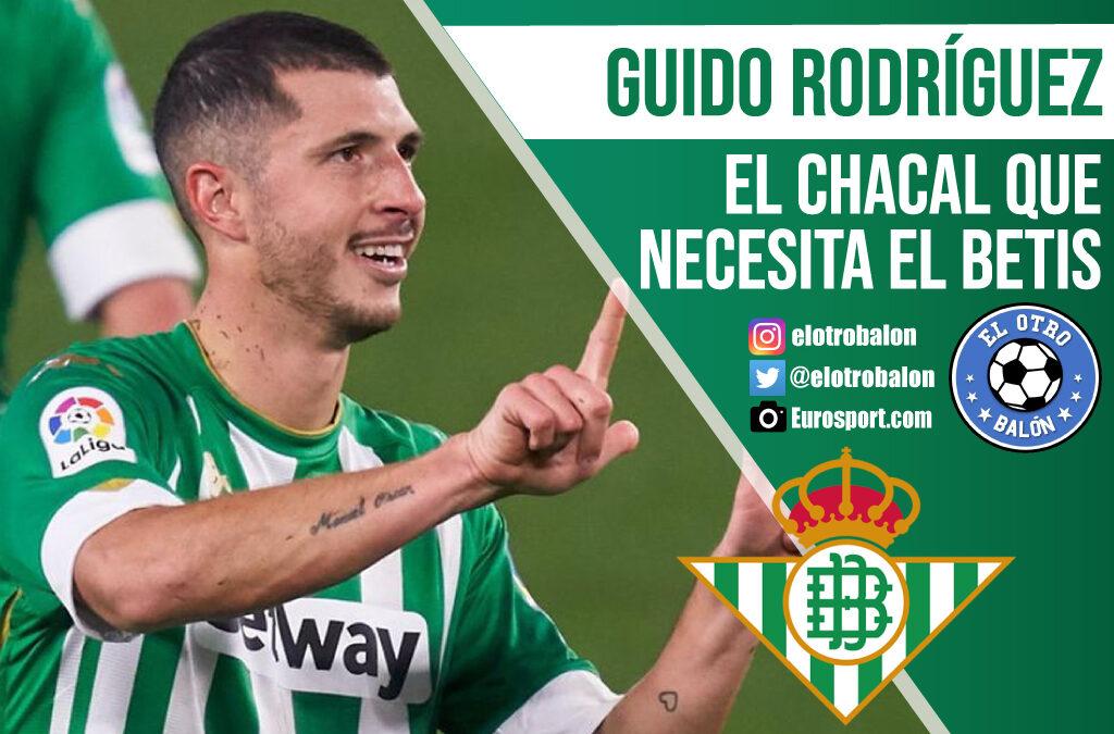 Guido Rodríguez, el chacal que necesita el Betis