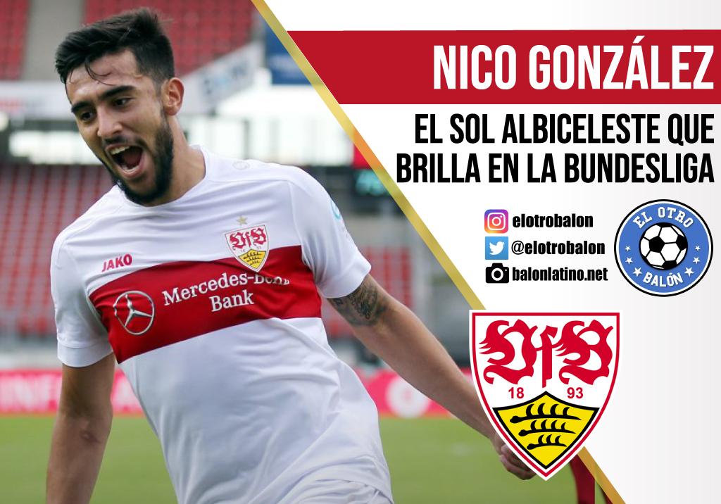 Nico González, el sol albiceleste que brilla en la Bundesliga