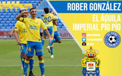 Rober González, el águila imperial pío pío