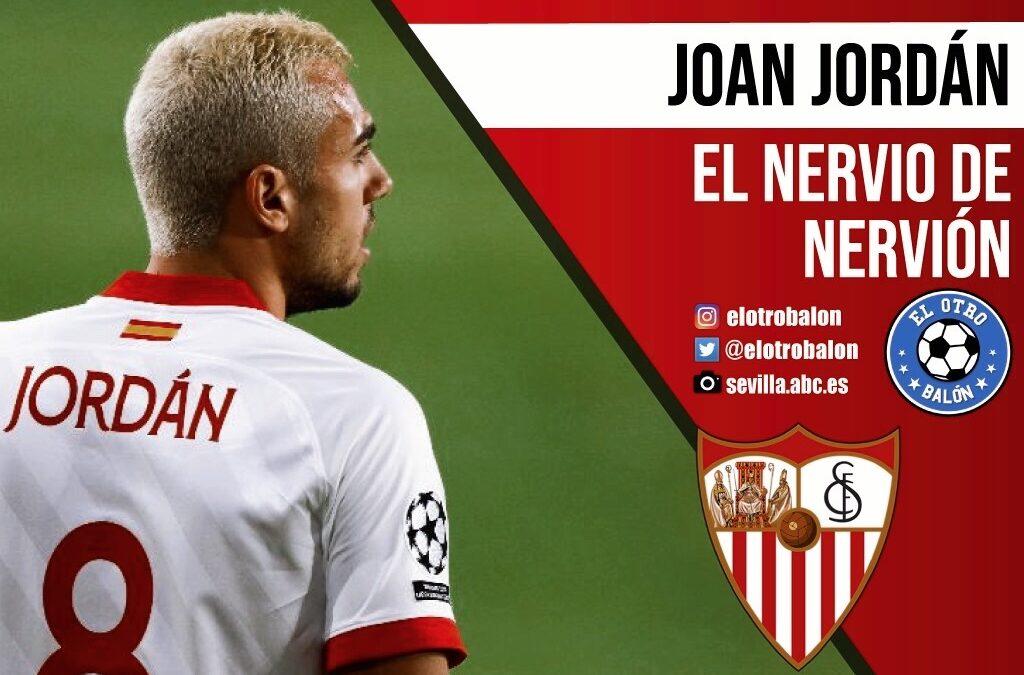 Joan Jordán, el nervio de Nervión