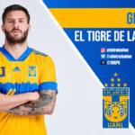 Gignac, Tigres UANL, Liga MX. El Otro Balón. Foto: @10APG