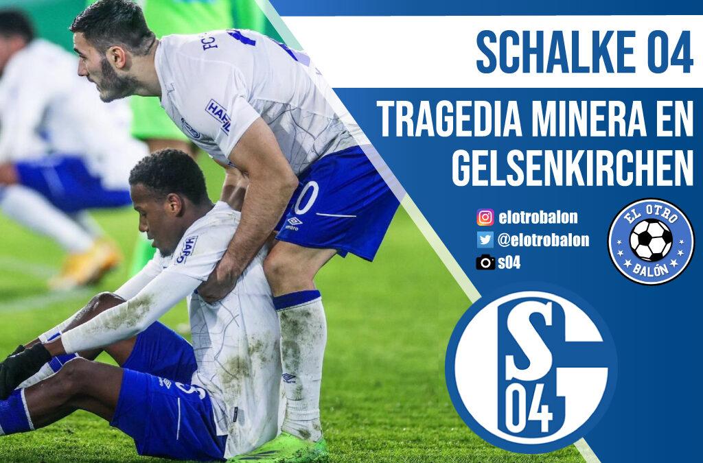 Schalke 04, tragedia minera en Gelsenkirchen