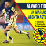 Álvaro Fidalgo, Club América, Liga MX. El Otro Balón. Foto: @Alvaro10fidalgo