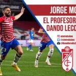 Jorge Molina, Granada CF, La Liga Santander, Europa League. El Otro Balón. Foto: @ManuHeredia21