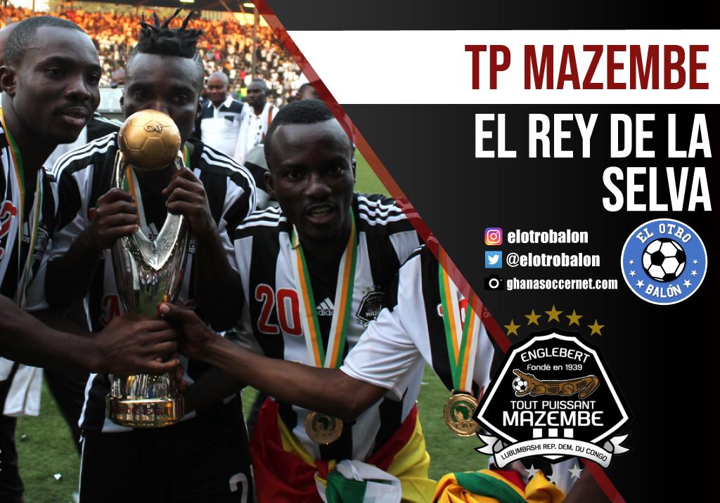 TP Mazembe, el rey de la selva