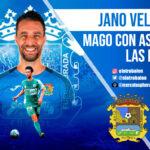 Jano Velasco, CF Fuenlabrada, La Liga Smartbank. Foto: @mercatosphera