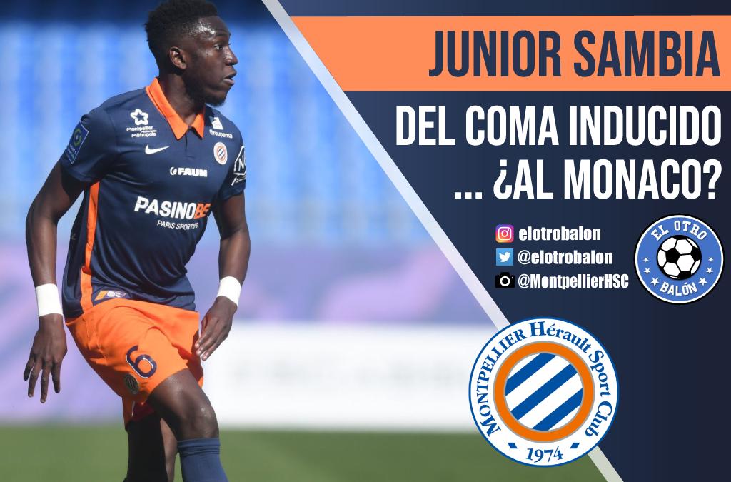 Junior Sambia, del coma inducido…¿Al Mónaco?