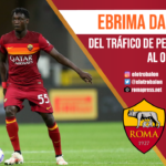 Ebrima Darboe, AS Roma, Serie A. El Otro Balón. Foto: romapress.net