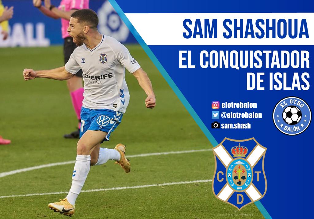 Sam Shashoua, el conquistador de islas