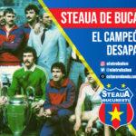 Steaua de Bucarest, Fútbol Vintage. El Otro Balón. Foto: culturaredonda.com