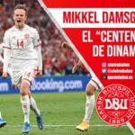 Mikkel Damsgaard, Dinamarca, Euro 2020, Selecciones. El Otro Balón. Foto: quedefutbol.es
