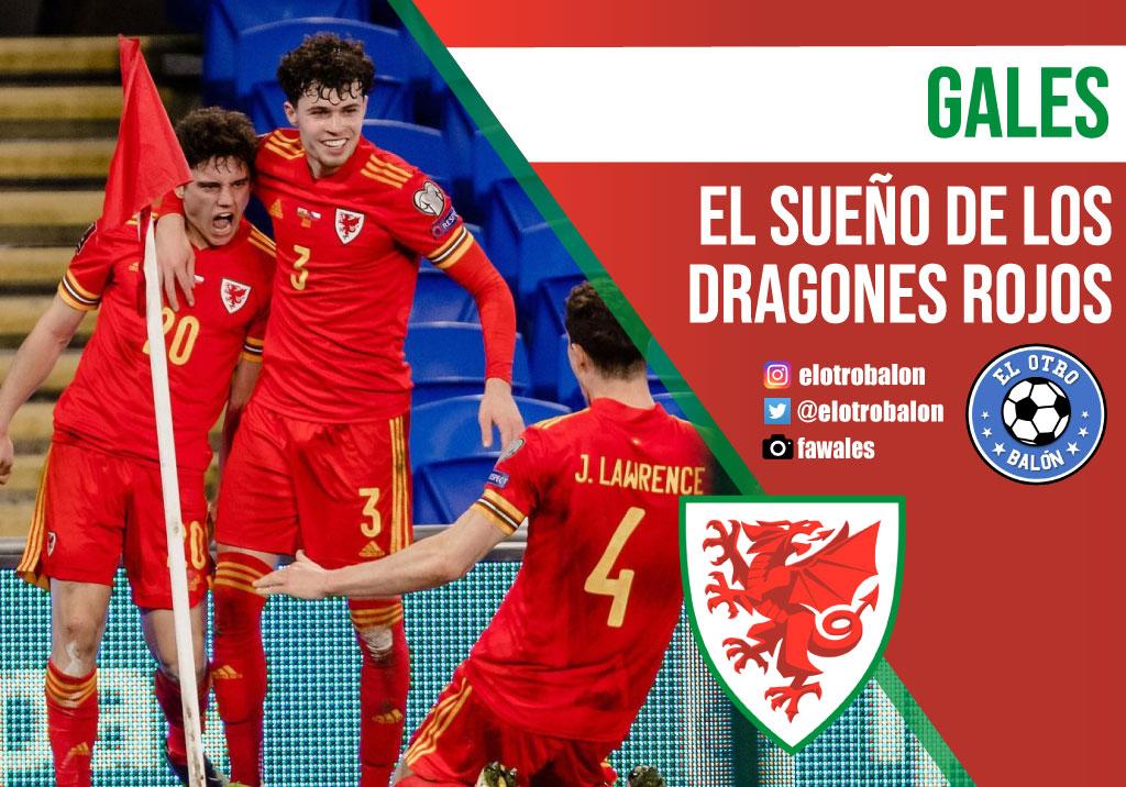 Gales, el sueño de los dragones rojos