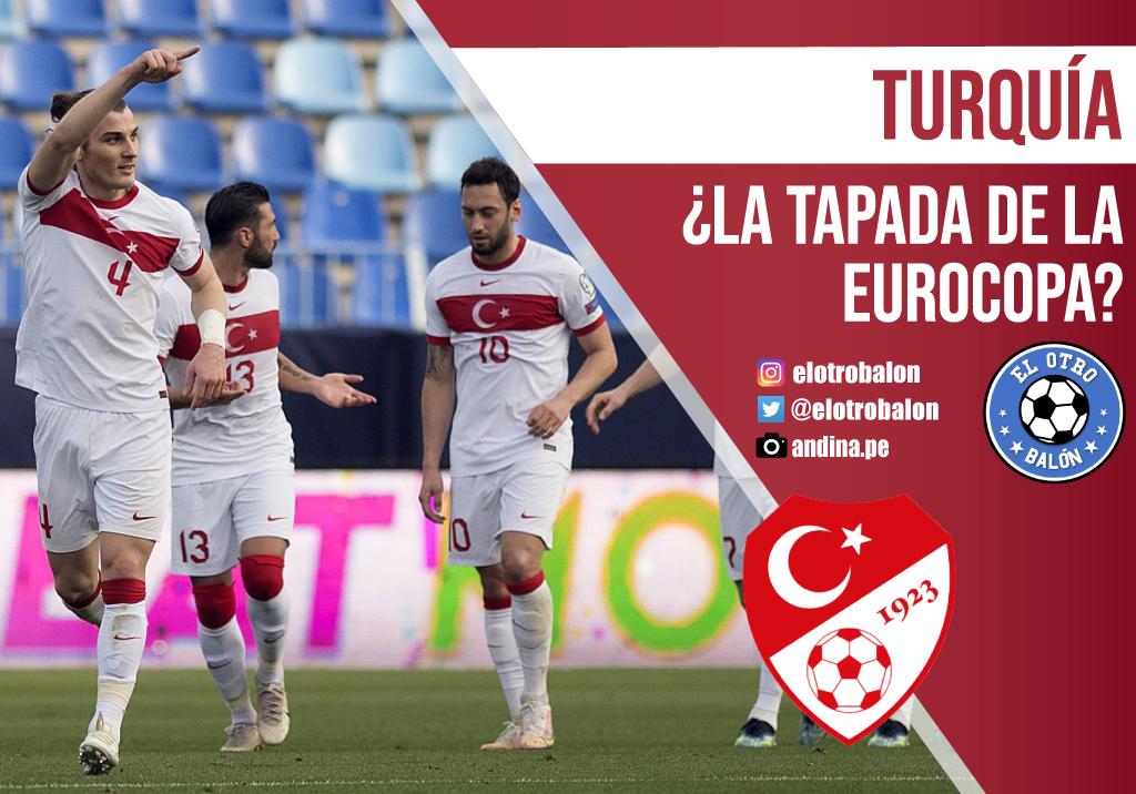 Turquía, ¿La tapada de la Eurocopa?