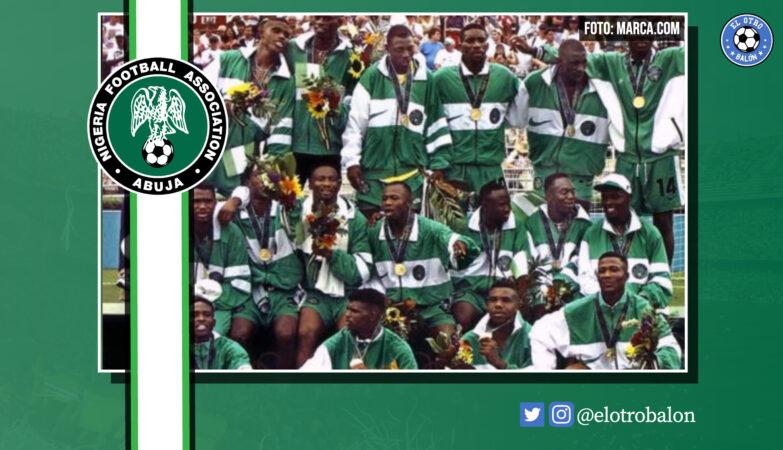 Nigeria, Fútbol Vintage, Selecciones. El Otro Balón. Foto: Marca.com