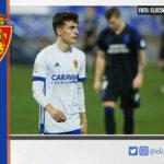 Alejandro Francés, Real Zaragoza, La Liga Smartbank. El Otro Balón. Foto: eldesmarque.com