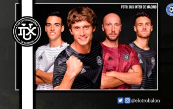 DUX Internacional de Madrid, Primera RFEF, Fútbol Humilde. El Otro Balón. Foto: DUX Internacional de Madrid