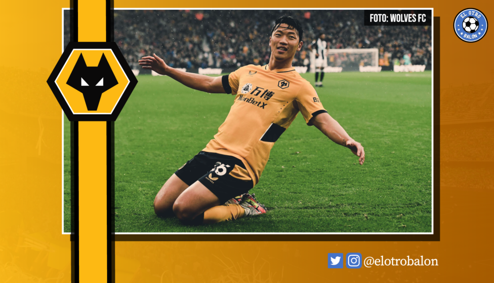 Hwang Hee-Chan, Wolves FC, Premier League. El Otro Balón. Foto: Wolves FC