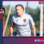 Javier Pereira, Levante UD, La Liga Santander. El Otro Balón. Foto: Levante UD